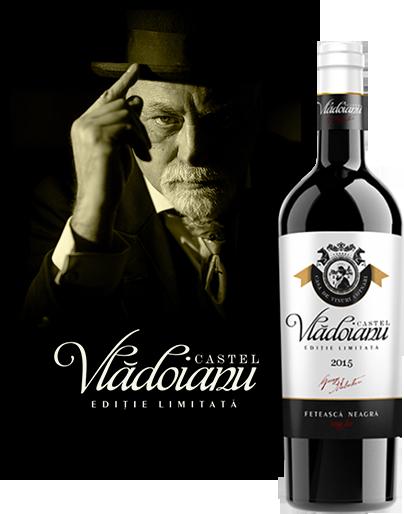 Castel Vladoianu - editie limitata