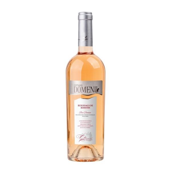 DOMENII BUSUIOACA ROSE DEMISEC 0,75L