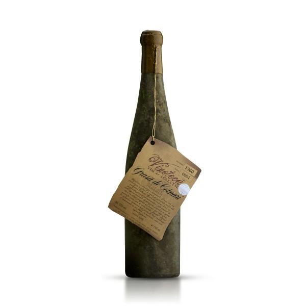 VINOTECA 1960 SET SOMELIER GRASA DE COTNARI ALB DULCE 0,75L